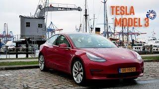 Ausgeliefert! Mein ausführlicher Tesla Model 3 Test