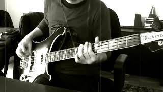 Metallica – Blackened Bass Cover
