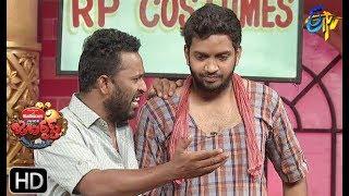 Kiraak RP Performance | Jabardasth | 10th January 2019   | ETV  Telugu