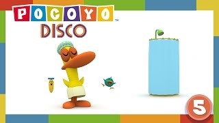 Pocoyo Disco's melodies to sing in the bath