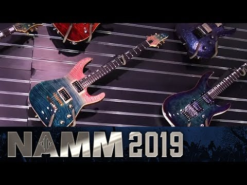 ESP LTD Bring The House Down With A Massive Range Of New Guitars! - NAMM 2019