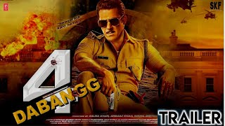 """Dabangg 4 Trailer ""Official