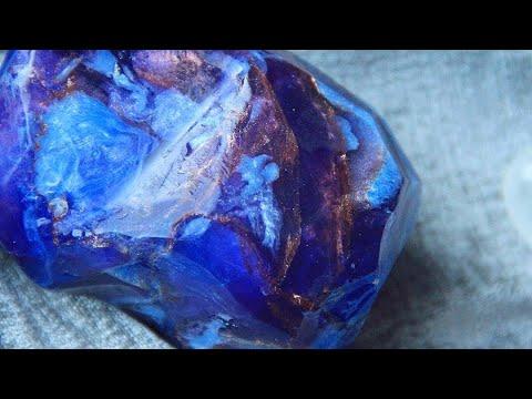 Каменное мыло   Аметист   Мыло ручной работы   Мыловарение   Soap stones   Handmade soap