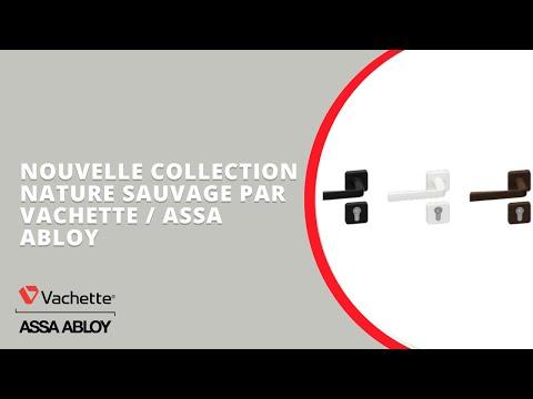 Nouvelle collection Nature Sauvage par Vachette / ASSA ABLOY