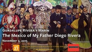 The Mexico Of My Father Diego Rivera