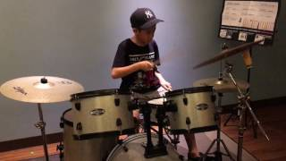 You Know It's About You   Magical Thinker & Stephen Wrabel (drum Cover)