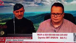 12.12.2020 Telefon Bożeny z Dortmundu do Ja Osa Marcina Osadowskiego i Wojciecha Olszańskiego