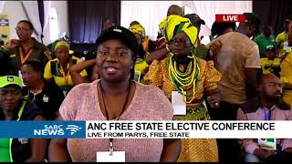 Free State ANC  disgruntled members again crying foul