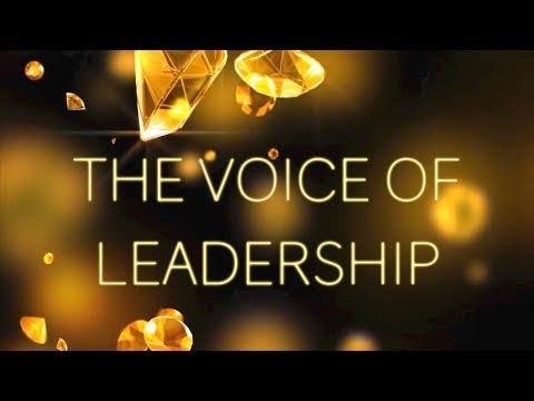 Intro The Voice of Leadership - Irma Lohman