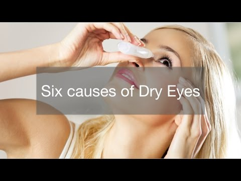 Video Six causes of Dry Eyes
