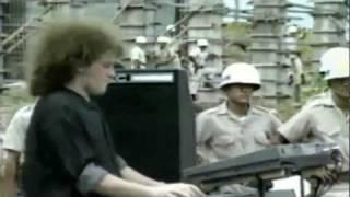 Soda Stereo - Danza Rota - Ecuador - 1987 - Universidad Catolica Guayaquil