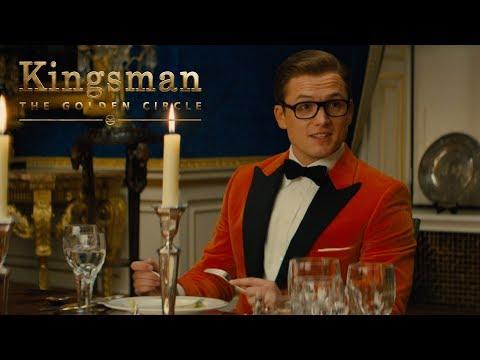 Kingsman: The Golden Circle (TV Spot 'Dinner Guest')
