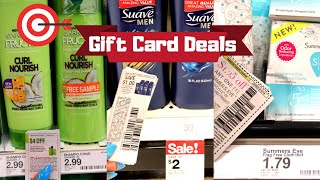 OMG! Target  HOT Gift Card Deal! Easy  Couponing! Digital & Paper coupon deals | one cute couponer
