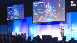 Sony Reveals Development of PlayStation VR - EGX 2015 Developer Session