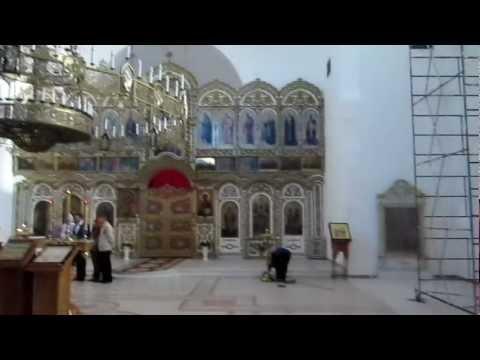 Место в храме для хора и чтецов