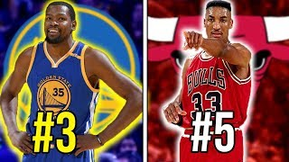 Ranking The 10 Greatest Small Forwards Of All Time