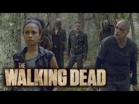 The Walking Dead 10x08 Alpha & Connie
