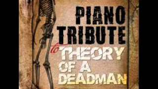 No Surprise - Theory Of A deadman Piano Tribute