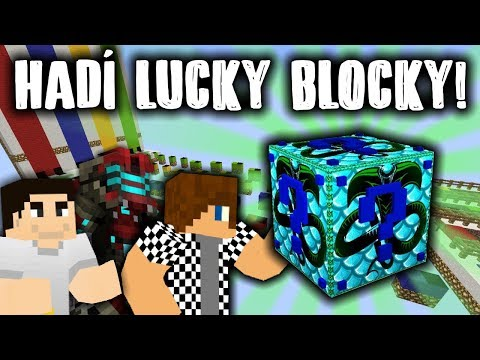 HADÍ LUCKY BLOCKY