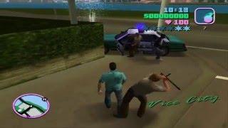 GTA Vice City: Không nên đùa giỡn với lựu đạn :D