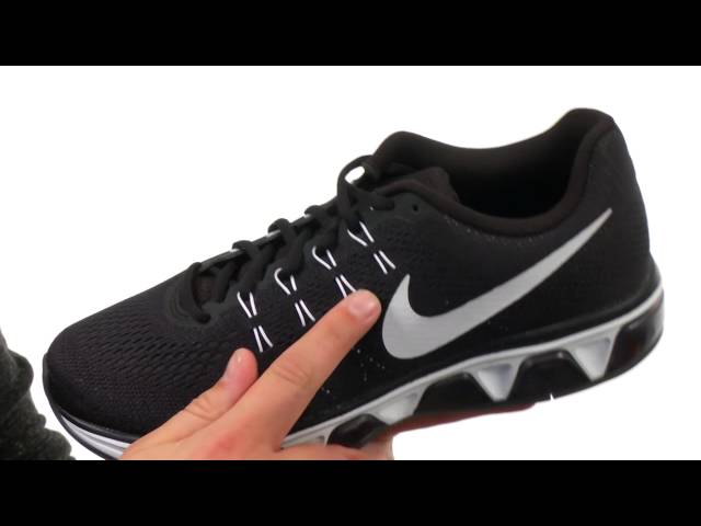Nike Air Max Tailwind 3 Grey Black Kean University Nathan Weiss