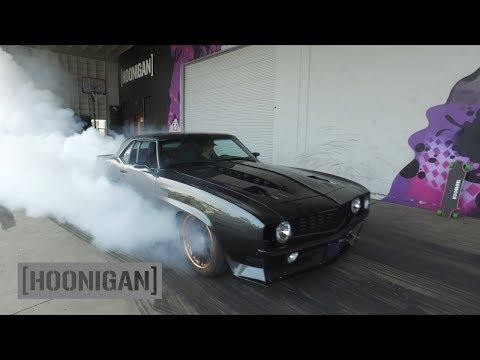 [HOONIGAN] DT 009: Josh Kalis' 1300HP Camaro and a Game of SKATE.