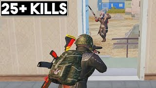 YOU MUST KNOW THIS TRICK! | 25+ KILLS |  PUBG Mobile