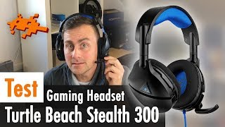 Gaming-Headset Turtle Beach Stealth 300 [Test & Unboxing]