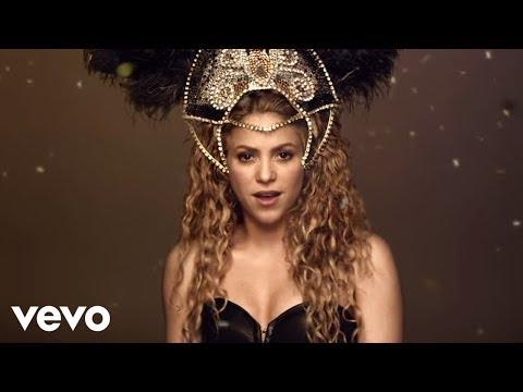 Download Shakira - La La La (Brasil 2014) (Spanish Version) ft. Carlinhos Brown HD Mp4 3GP Video and MP3