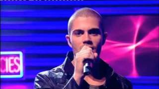 THE WANTED - HEART VACANCY - NATIONAL LOTTERY