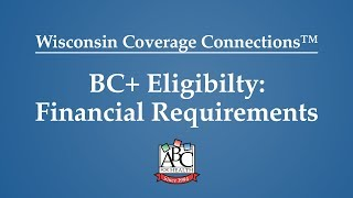 Financial Eligibility for BadgerCare Plus