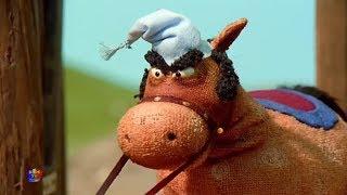 Как пан конем был | мультфильм для малышей | As pan horse was | Moral Stories | Kids Tv Russia