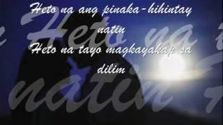 Yakap sa Dilim - APO Hiking Society  (w/ Lyrics)