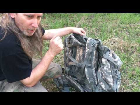 USGI Large Molle II Rucksack Review