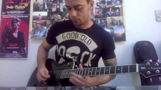 Don't Stop Dancing   Guitar Cover   Creed   Overcome