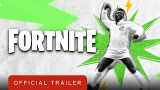 Fortnite - Pelé 'Air Punch' Emote Official Trailer by GameTrailers