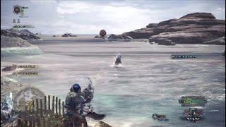 MHW - Just fishing...