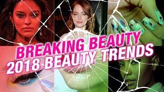 2018 Makeup Trends   Breaking Beauty   Superdrug