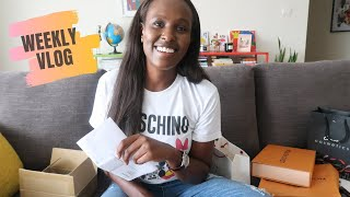 UNBOXINGS & DEALING WITH QUARANTINE | Nelly Mwangi