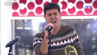 DON'T STOP THE MUSIC - Alfred | Segundo Pase De Micros Para La FINAL | OT 2017