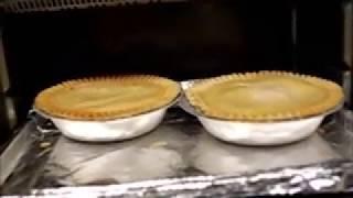 HOW TO COOK FROZEN POTPIE IN TOASTER OVEN