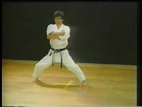 Tekki Sandan - Shotokan Karate