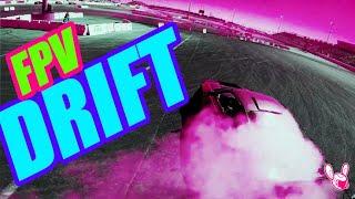 DRIFT CHASE FPV Lake Erie Speedway
