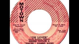 Sherri Taylor  singin' Sammy Ward ...    Oh Lover.1960