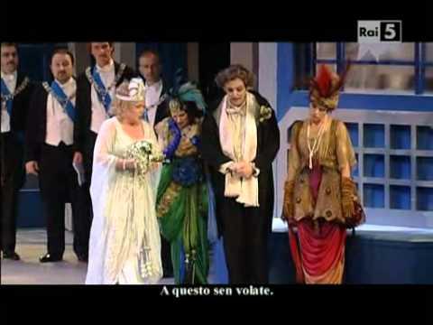Della fortuna instabile - Nacqui all'affanno - Finale (La Cenerentola-Rossini)