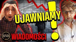 Polskie banki PADNĄ a CHCĄ NASZEJ KASY – UJAWNIAMY! (gość: Cezary Graf) | WIADOMOŚCI