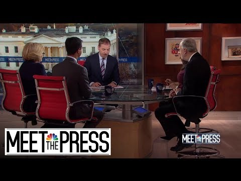 Full Panel: Special Counsel Robert Mueller Submits His Final Report   Meet The Press   NBC News