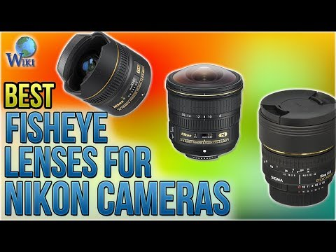 6 Best Fisheye Lenses For Nikon Cameras 2018