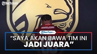 Janji Boaz Solossa ke Borneo FC: Saya akan Bawa Tim Ini Jadi Juara