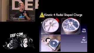 DEF CON 23 - Zoz - And That